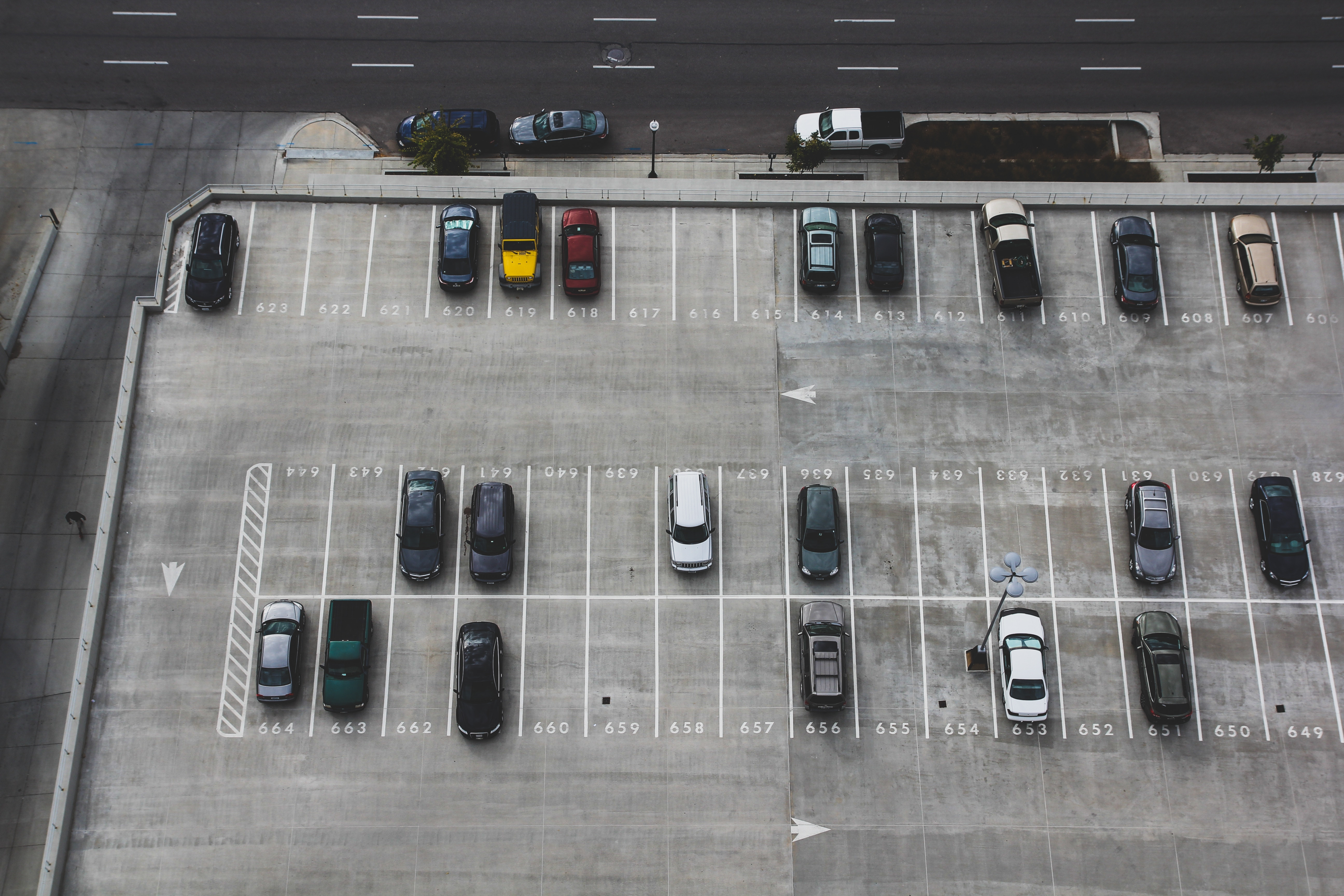Information about parking and transportation during the conference